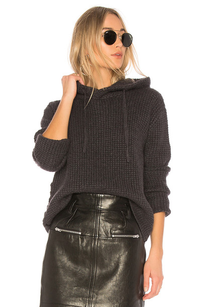 Generation Love sweater charcoal