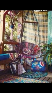 home accessory,hanging,chair,hippie,boho,home decor,pillow