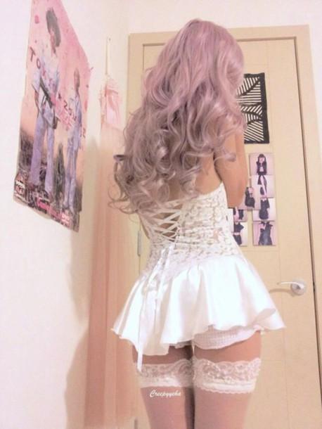 dress lace dress lingerie