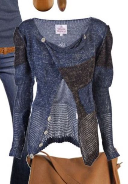 sweater blue shirt fashion style cardigan knitted cardigan knitted sweater fall sweater fall outfits cute sweaters comfy clothes classy top warm fall outfits belt bag jeans shirt tank top shoes blouse knit black & blue buttons at collar r cardigan blue