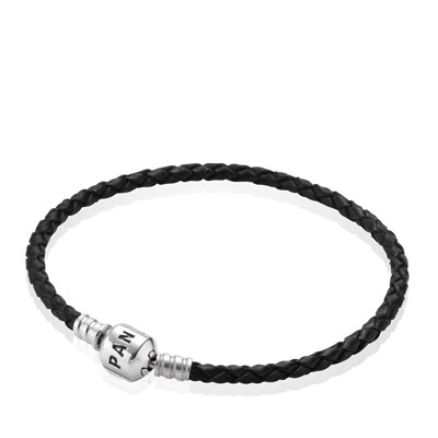 PANDORA | Black Leather