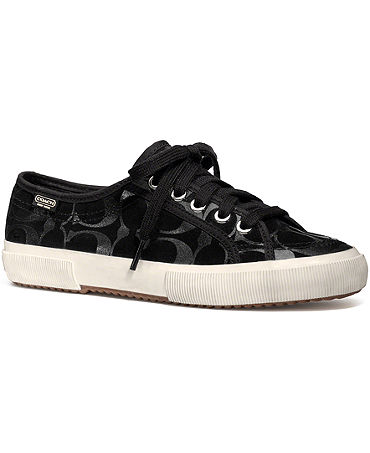 COACH KALYN SNEAKER - Finish Line Athletic Shoes - Macy's