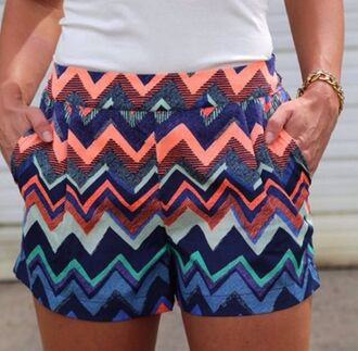 shorts colorful vintage girl boho chic chic printed shorts outfit style pretty cute shorts cool beautiful beach summer shorts spring bogo boho indie love pattern vintage shorts hippie hipster girly classy tumblr trendy alternative colorful shorts