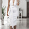 Pia dress - white
