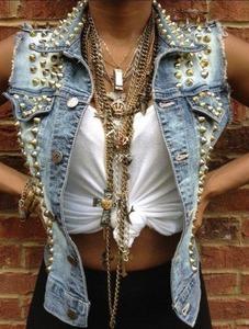 ANNABELLA'S — Custom Studded Vest