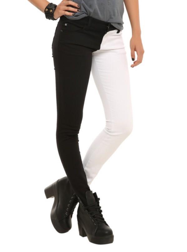 jeans shoes boots