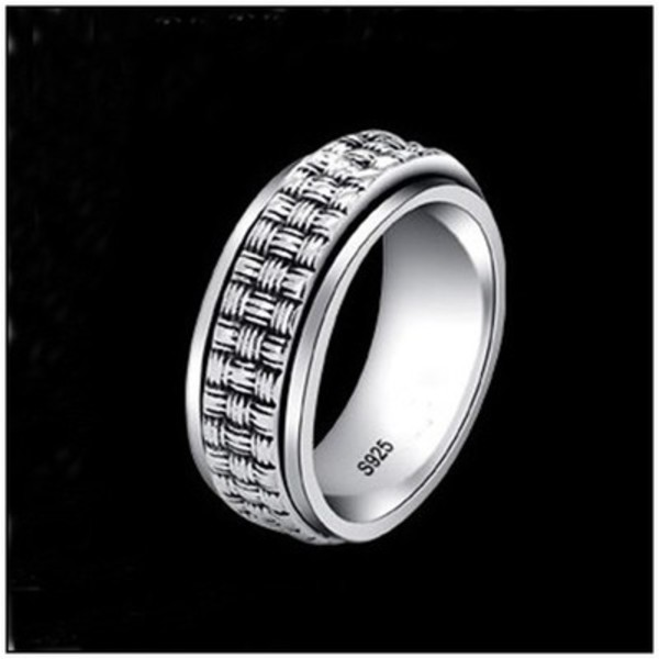 jewels rotatable ring 925 sterling silver .925 sterling silver jewelry