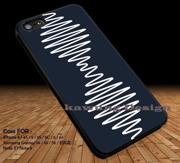 Arctic Monkeys Logo iPhone 7 7  6s 6 Cases Samsung Galaxy S8 S7 edge S6 S5 NOTE 5 4