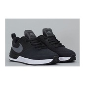 nike black airmax with a white tick new different where from