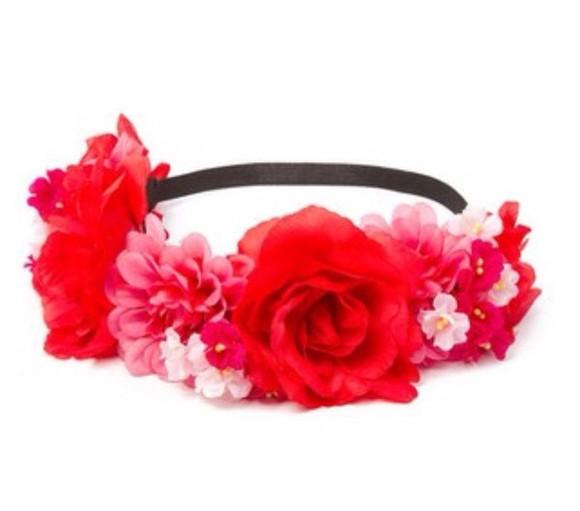 headband hair accessories flower crown
