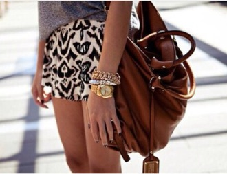 bag brown bag handbag