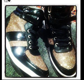 shoes,sparkle,sneakers,sparkling shoes,high top sneakers,lace up