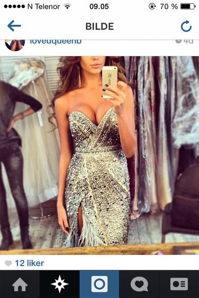 dress sparkle dress