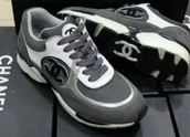 shoes,sneakers,grey,chanel