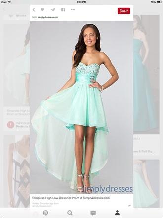 dress prom dress homecoming dress high low dress