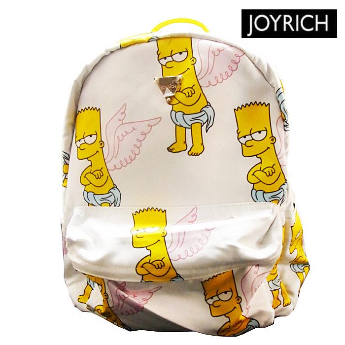 BPM | Rakuten Global Market: JOYRICH( Joey Rich) X THE SIMPSONS BART ANGEL BACK PACK