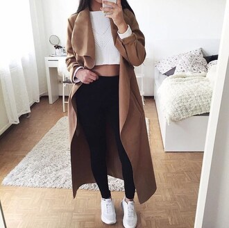 jacket winter outfits coat nude