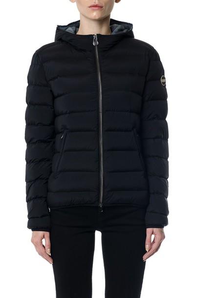 jacket down jacket black