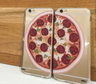 phone cover pizza iphone cover iphone 6 case bff iphone 6 cover bff