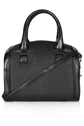 Double Zip Holdall Bag - Shoulder Bags - Bags & Purses  - Bags & Accessories - Topshop
