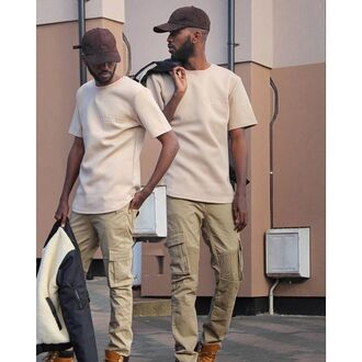 top maniére de voir beige casual menswear fashion trendy style kanye west yeezy