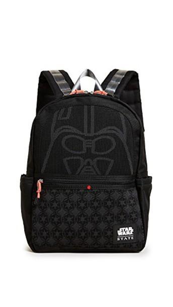 STATE backpack black grey bag