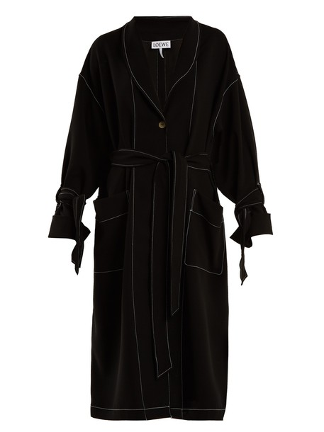 LOEWE jacket black