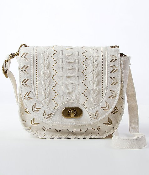 Out crossbody purse