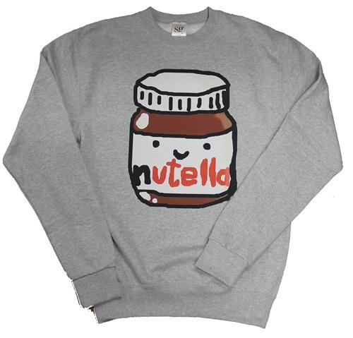 Nutella unisex sweatshirt