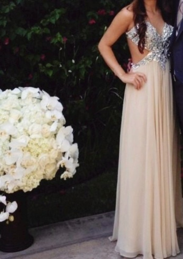 dress prom dress prom prom dress long prom dress beaded cute teenagers