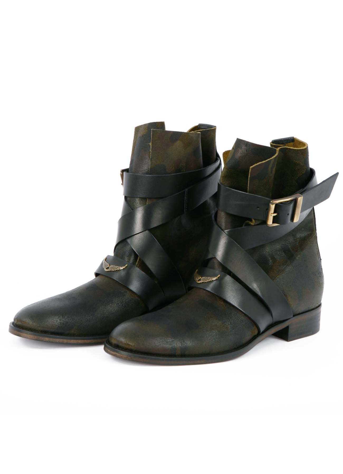 Boots for woman kate military