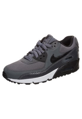 Nike Sportswear AIR MAX 90 - Sneakers laag - pure platinum/dark grey/black - Zalando.be