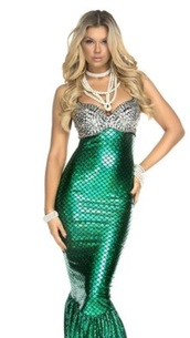 skirt,fish scales,mermaid,mermaid costume,halloween,halloween costume,sexy,dress,green dress,green,scales