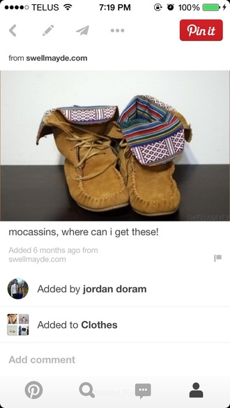 moccasins warm fall outfits