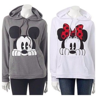 sweater mickey mouse minnie mouse jumper mickey minnie couple jumpers