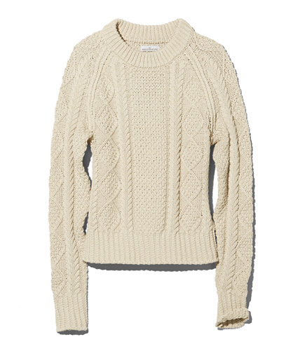 Signature Cotton Fisherman Sweater | Free Shipping at L.L.Bean