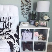 home accessory,green,tumblr,bedroom