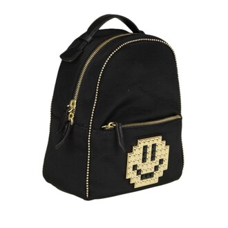 women backpack black bag