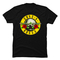 Guns and roses logo band t-shirt - www.teesshops.com - tees shop