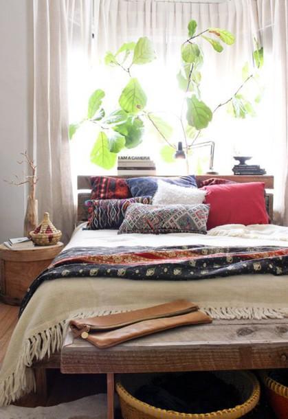home accessory indie hippie boho home decor bedding