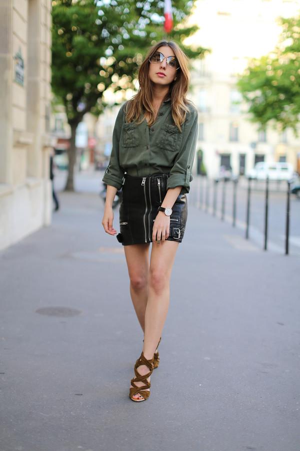 Lightweight Shirt Jacket- Topshop
