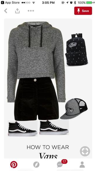 sweater grey sweater hoodie black jeans