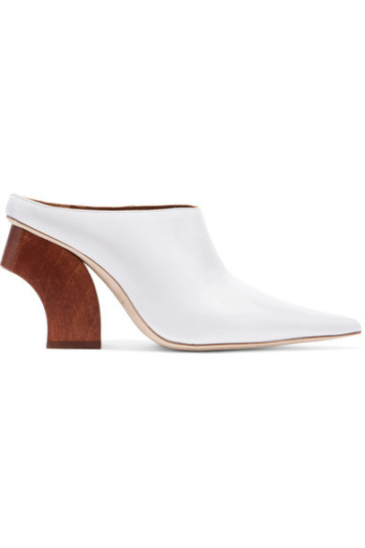 Rejina Pyo mules leather shoes