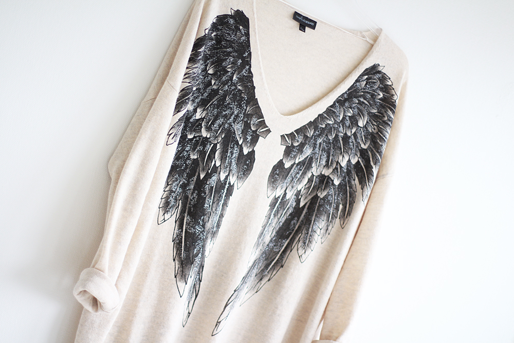 Angel Wings Sweater