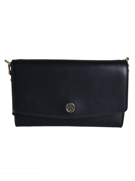 Tory Burch clutch black bag