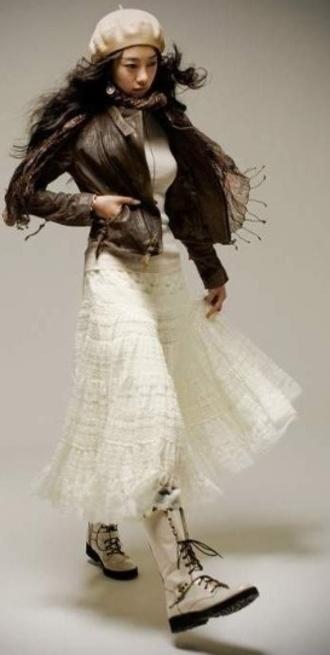 skirt maxi skirt white skirt lace