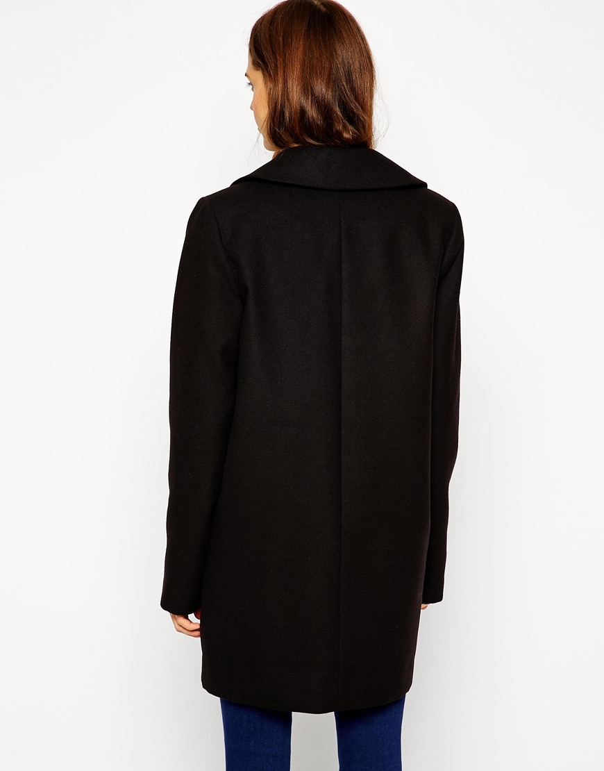 ASOS TALL Exclusive Long Slim Coat at asos.com