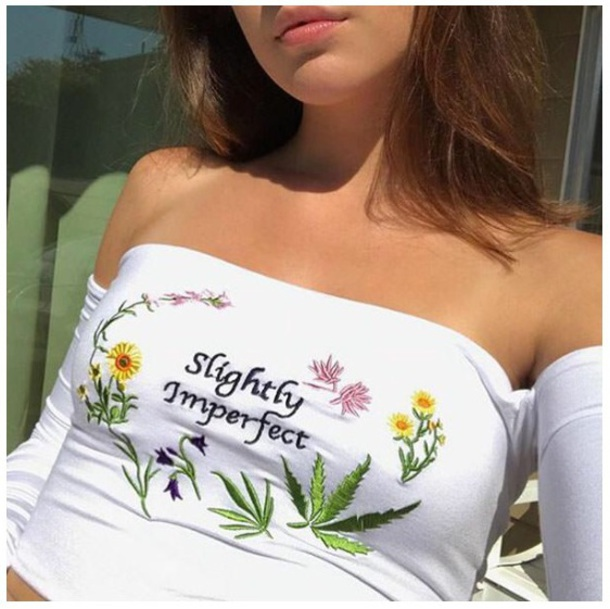 blouse girly white white top off the shoulder off the shoulder top crop tops crop cropped