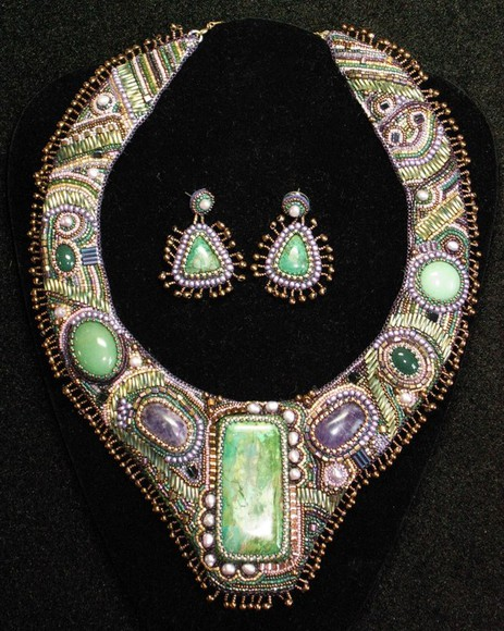 egyptian jewels jewellery ethnic green