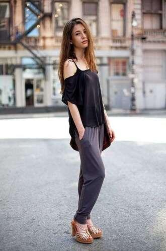 leggings streetstyle